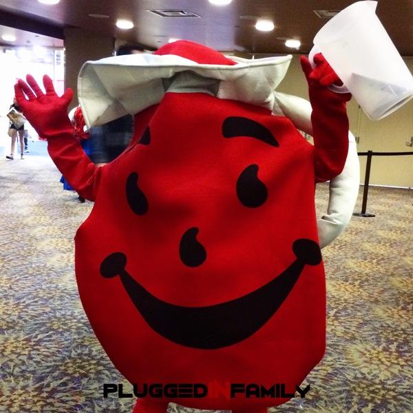 Kool-Aid Man cosplay