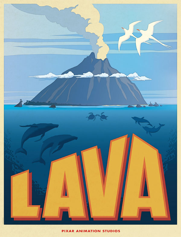 Pixar's Best Short Film Lava