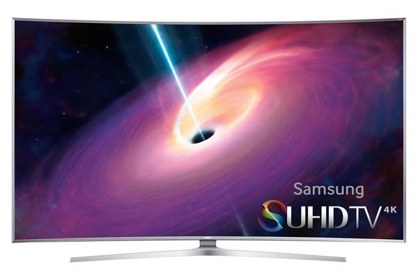 Samsung SUHD TV 4K at Best Buy