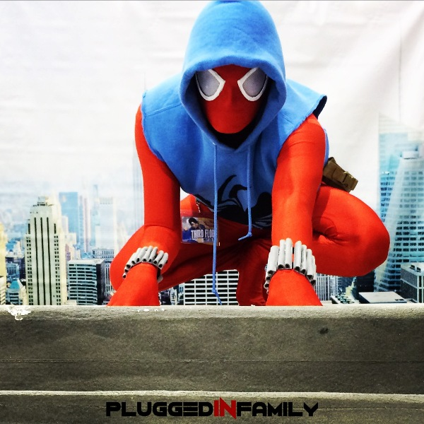 Spiderman from Arizona Avengers