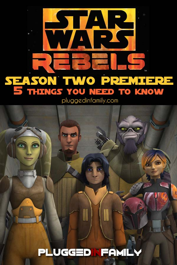 Star Wars Rebels Season Two Premiere 5 Things You Need to Know