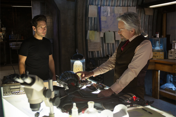 Dr. Pym and Ant-Man one of the founding Avengers