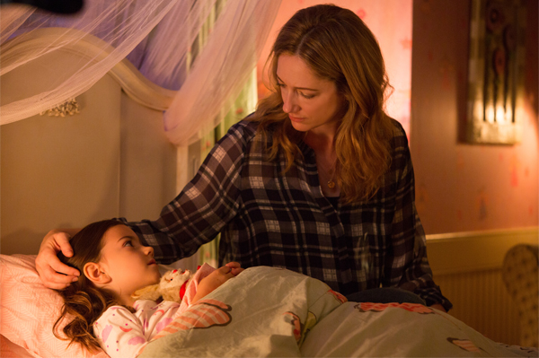 Judy Greer plays the mother in Ant-Man