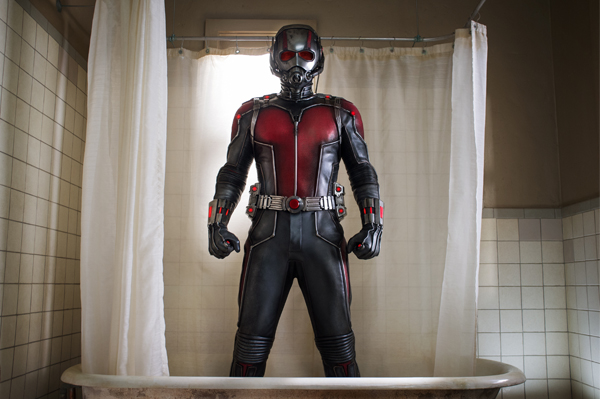 Marvel's Ant-Man Proves Size Doesn't Matter