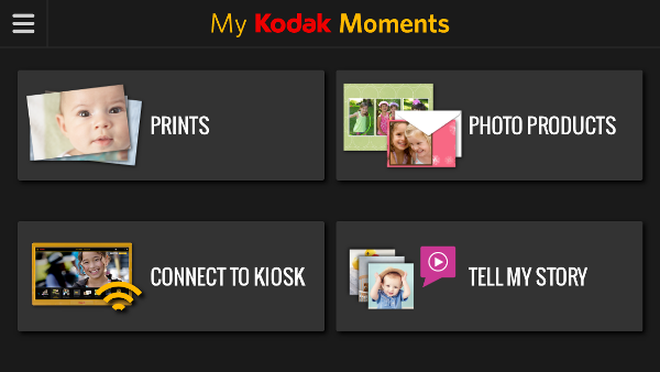 My Kodak Moments App