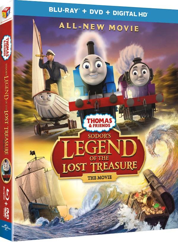 Thomas & Friends Sodor's Legend of the Lost Treasure