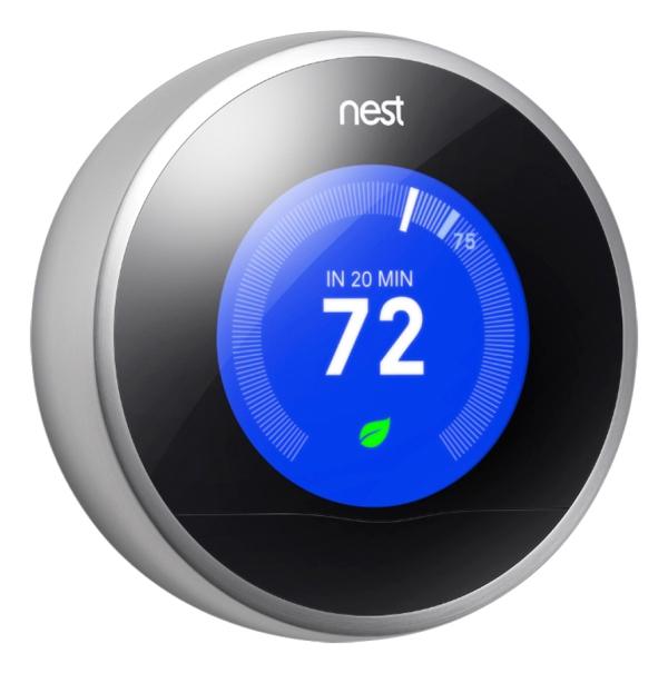 Nest wireless thermostat