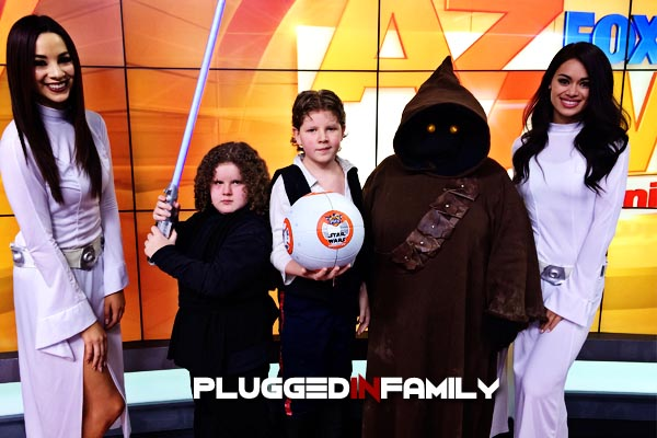 Phoenix Suns Star Wars Night Promotion