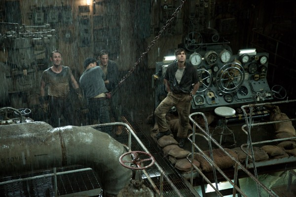 Ray Sybert played by Casey Affleck in The Finest Hours