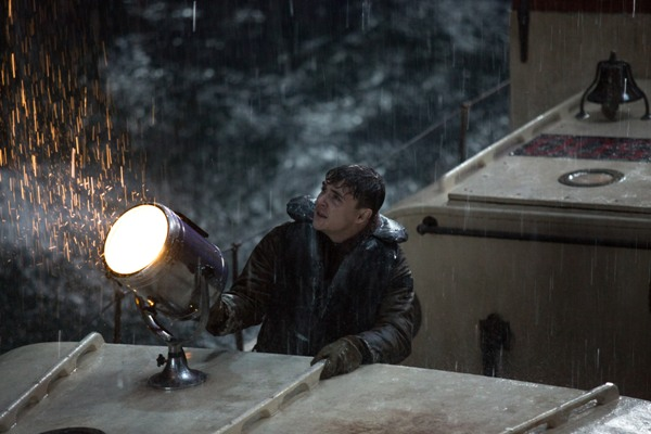 Searching through the darkness in The Finest Hours