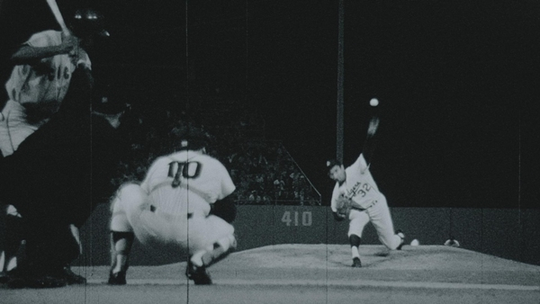 Sandy Koufax in Fastball