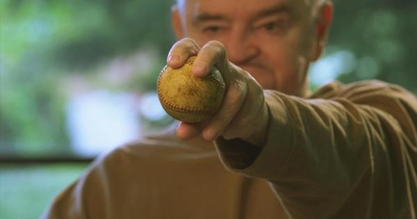 Steve Dalkowski in Fastball Movie