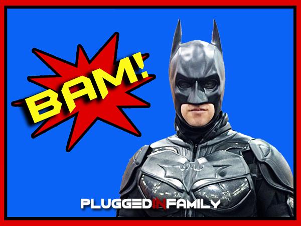 Batman Cosplay at Phoenix Comicon 2016