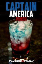 Captain America Punch Recipe