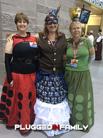 Dalek Cosplay at Phoenix Comicon 2016