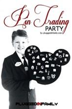 Disney Pin Trading Party