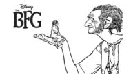 The BFG Free Coloring Sheets Featured