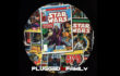 Classic Star Wars Comic Book Pin Board