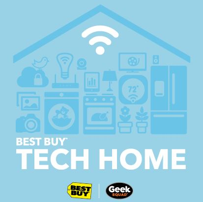 Tech Home by Best Buy and Geek Squad