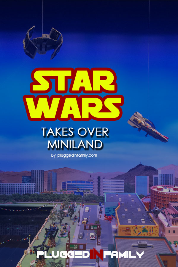 LEGO Star Wars Takes Over Miniland at LEGOLAND Discovery Center Arizona