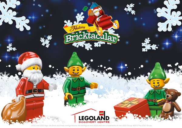 Holiday Bricktacular Legoland Discovery Center Arizona