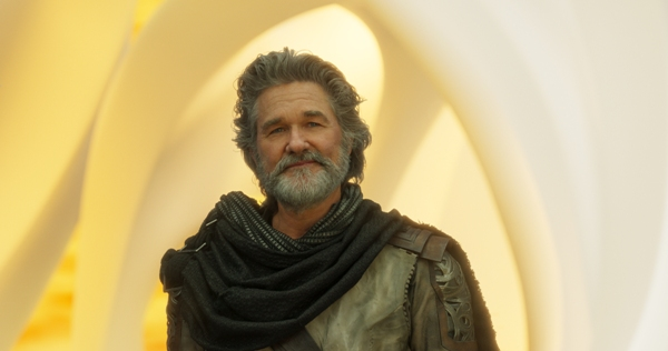 Guardians of the Galaxy 2 Star-Lord's Father