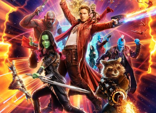 Guardians of the Galaxy Vol. 2 Movie Poster