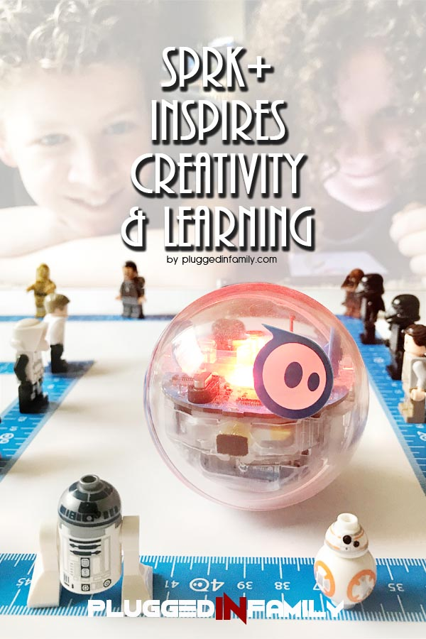 SPRK+ Inspires Creativity and Learning
