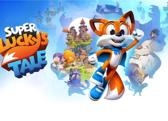 Super Lucky's Tale Featured