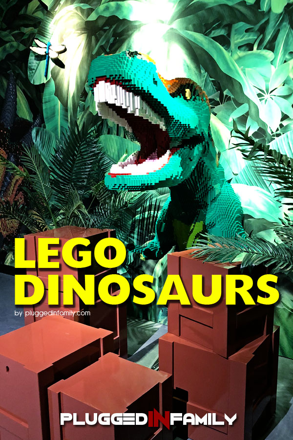 LEGO Dinosaur Fans Enjoy Dino Explorer at LEGOLAND Discovery Center Arizona