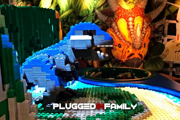 LEGO trex