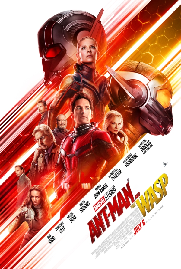 Ant-Man and The Wasp Advanced Screening