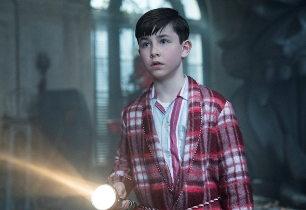 Lewis played by Owen Vaccaro