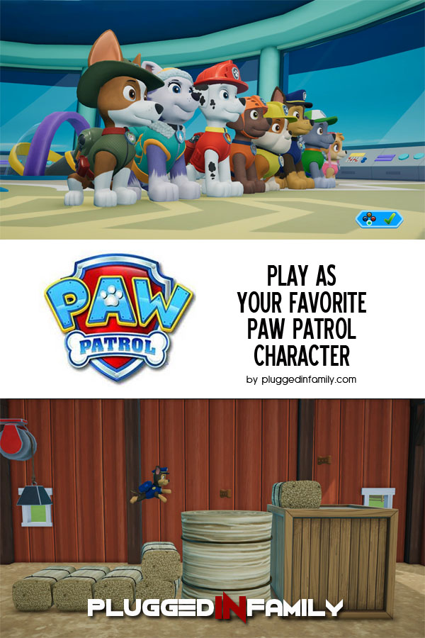 PAW Patrol On A Roll Video Game for Preschoolers
