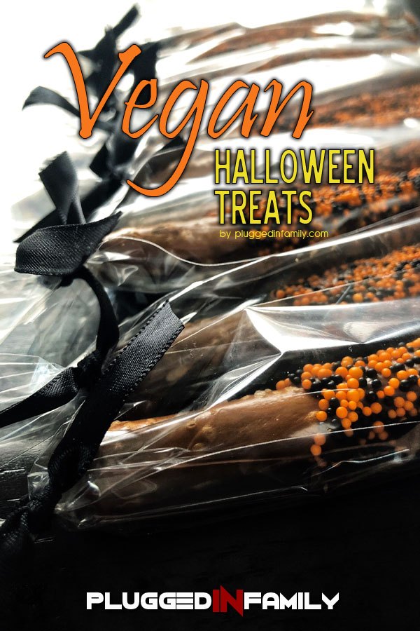 Easy Vegan Halloween Treats