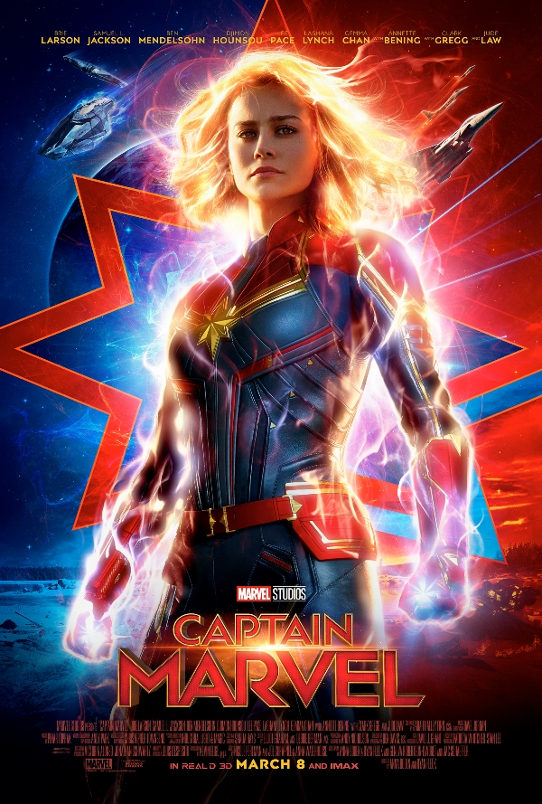 Plugged In Review >> Captain Marvel Movie Review Plugged In Family
