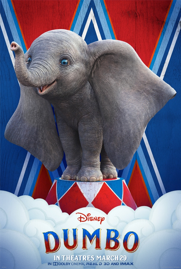 Dumbo Is The Latest Live Action Remake From Walt Disney Studios Transforming Clic 1941 Cartoon An Animal Centered Endearing Movie Fit For All