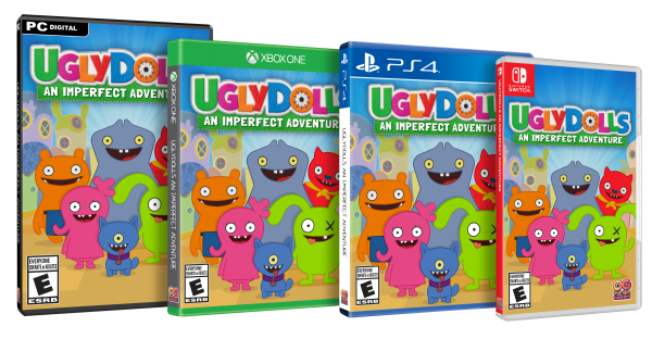 Buy UglyDolls An Imperfect Adventure video game