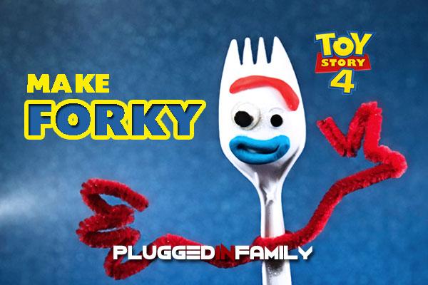 DIY Forky