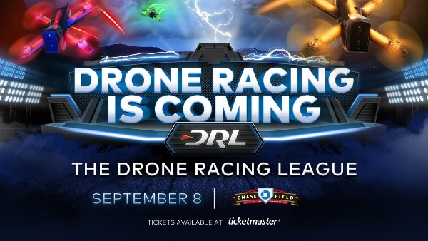 Drone Racing League coming to Phoenix