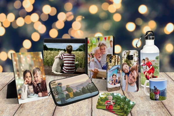 Make photo gifts with Adobe Photoshop Elements 2020