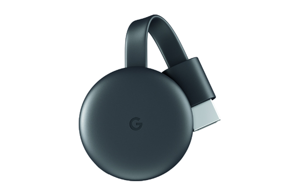 Google Chromecast Streaming