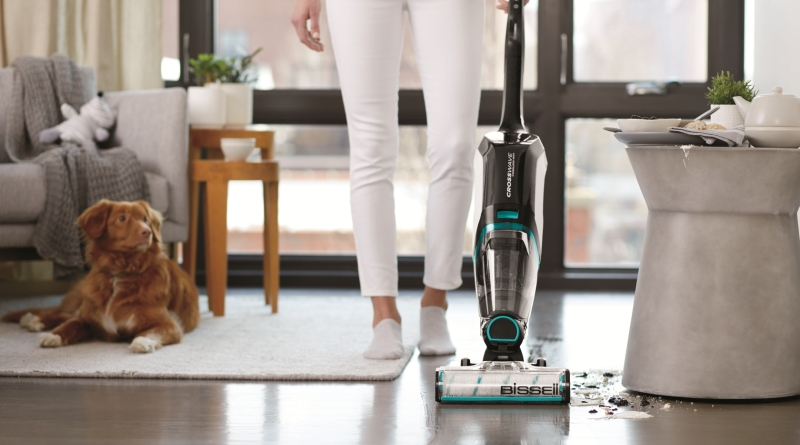 Best Cordless Vacuum for Dog Hair With The BISSELL CrossWave Cordless Max